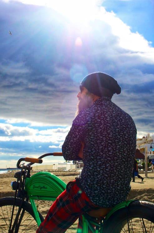 Jan cycles retrato custom bike hipster